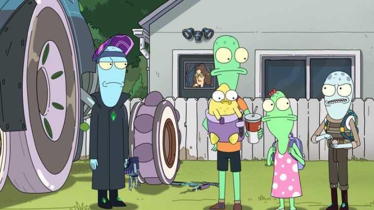 'Solar Opposites': les créateurs de 'Rick et Morty' en première sur Disney + une sitcom pas si sauvage, mais tout aussi acide et frénétique