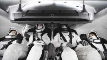 Spacex Et La Nasa Lancent La Mission Crew 2 De La