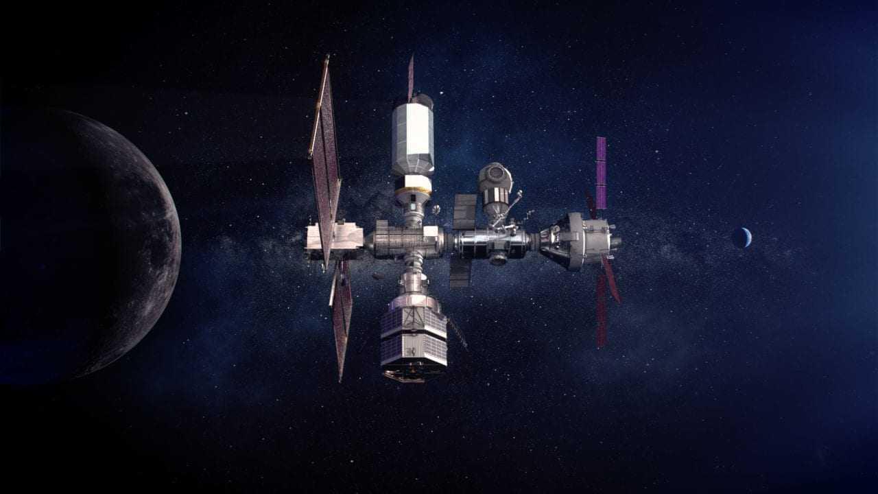 SpaceX signe un contrat avec la NASA pour lancer les premiers composants de la passerelle lunaire sur Falcon Heavy