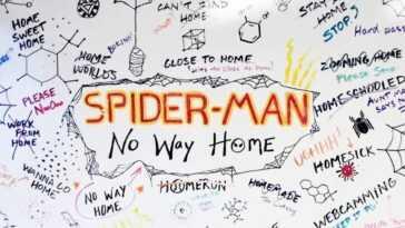 Spider Man: No Way Home Tableau Blanc Décodé: Qu'est Ce Que Tout