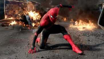 Spider Man: No Way Home A La Scène De Combat La