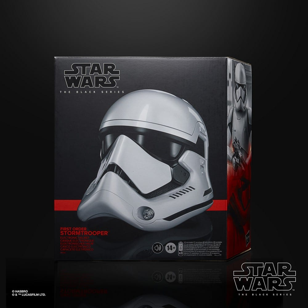 Casque Stormtrooper Black Series
