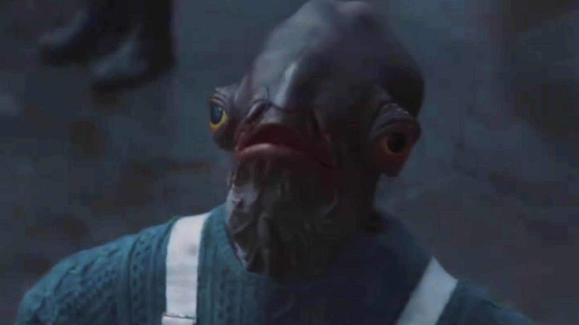 Star Wars Le Mandalorien Mon Calamari