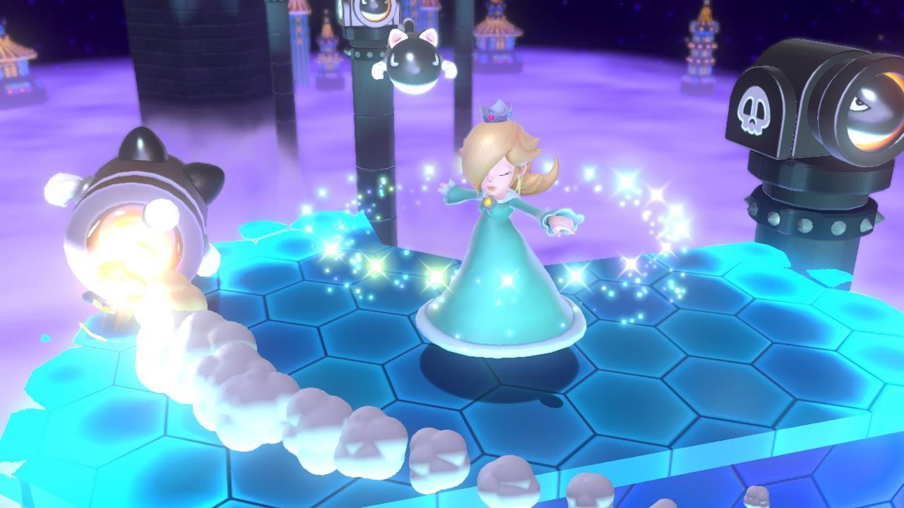 Guide de déverrouillage de Super Mario 3D World Rosalina