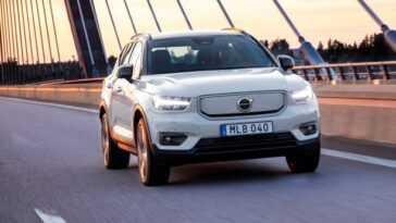 Sur La Recharge Xc40. Volvo Ouvre Les Mises à Jour