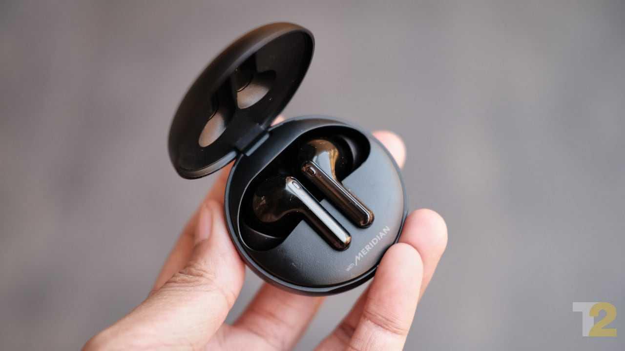 Avis LG Tone Free HBS-FN7: écouteurs sans fil ANC pour germaphobes, pas audiophiles