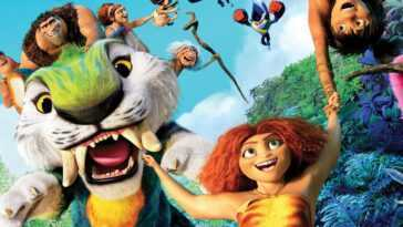 The Croods: A New Age Special Feature Entretiens Avec Ryan