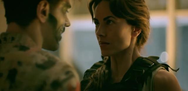Pour Mori, jouer Eugenia était un défi (Photo: Claro Video)