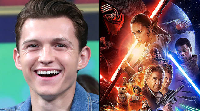 Tom Holland a auditionné pour le rôle de Finn dans Star Wars