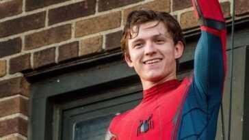 Tom Holland a sa propre entreprise Marvel à gérer.  Crédit: Marvel
