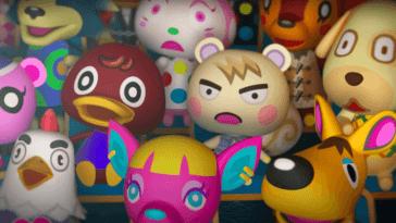 Tous Les Villageois D'animal Crossing: New Horizons