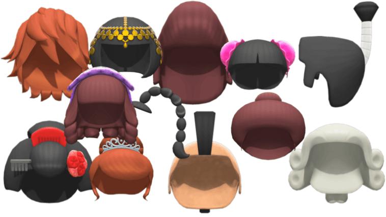Toutes Les Perruques Dans Animal Crossing: New Horizons