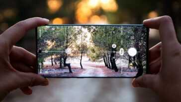 Samsung Galaxy Note10 +, application appareil photo