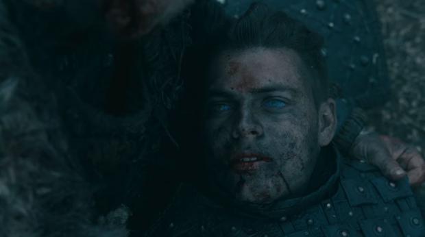 """Ivar le Désossé est mort lors de la dernière saison de """"Vikings"""" (Photo: Amazon Prime Video)"""