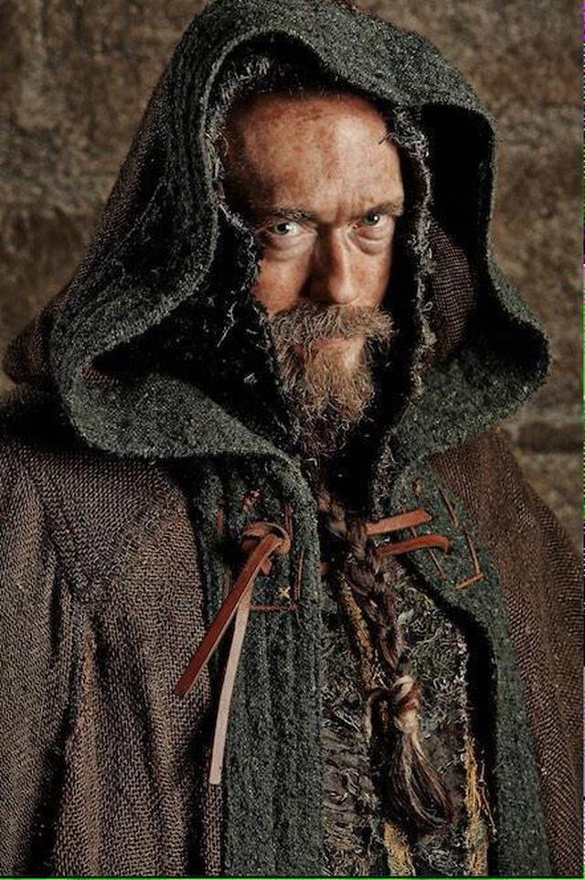 Beaucoup croient que Harbard est le dieu Odin, tandis que d'autres le désignent comme Loki (Photo: Netflix)