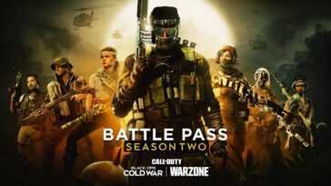 Voici ce que contient Call of Duty: Black Ops Cold War, le nouveau Battle Pass de Warzone