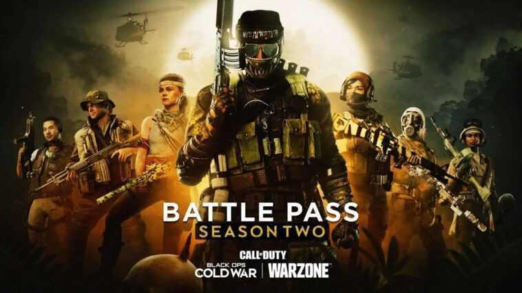 Voici ce que contient Call of Duty: Black Ops Cold War, le nouveau Battle Pass de Warzone