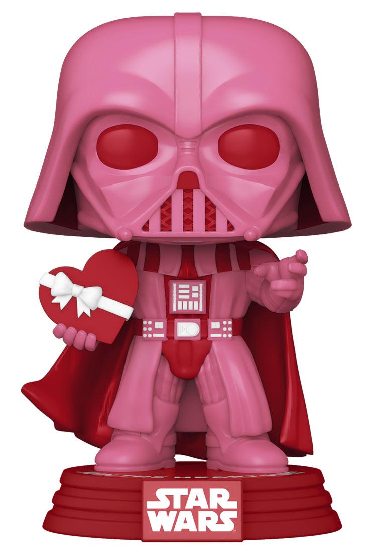 Star Wars pour la Saint-Valentin Funko Pop!
