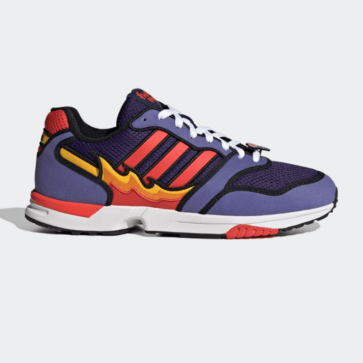Adidas Flaming Moe's