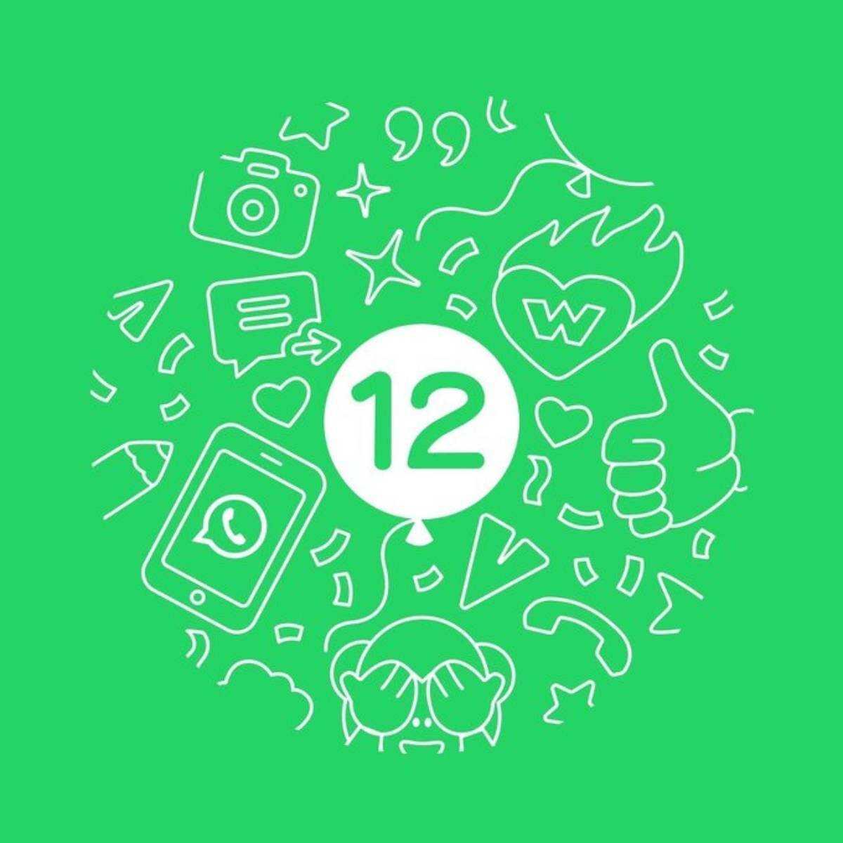 WhatsApp célèbre ses 12 ans d'existence en tant qu'application leader de sa catégorie