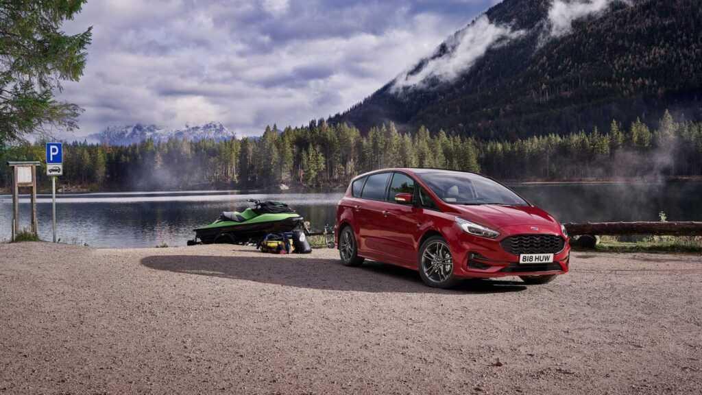 Ford S Max Hybrid (5)