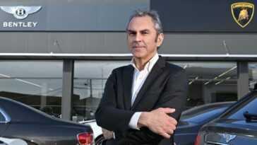 Bentley Et Lamborghini. Licínio Almeida Reprend Les Marques De Luxe
