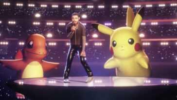 Regardez Post Malone au concert du 25e anniversaire de Pokémon
