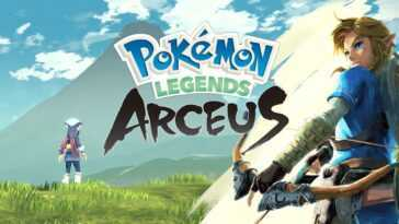 Pokémon Legends: Arceus Est Basé Sur Zelda: Breath Of The