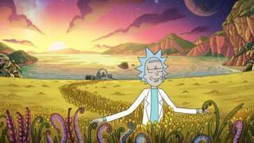 Rick Et Morty Réunissent Les 4 Premières Saisons Dans Un
