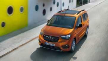 Le Nouvel Opel Combo E Life Arrive à L'automne