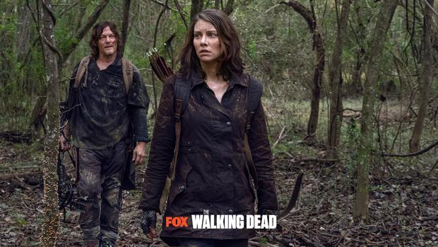 """Pourquoi Maggie est-elle retournée à """"The Walking Dead""""?  (Photo: FOX)"""