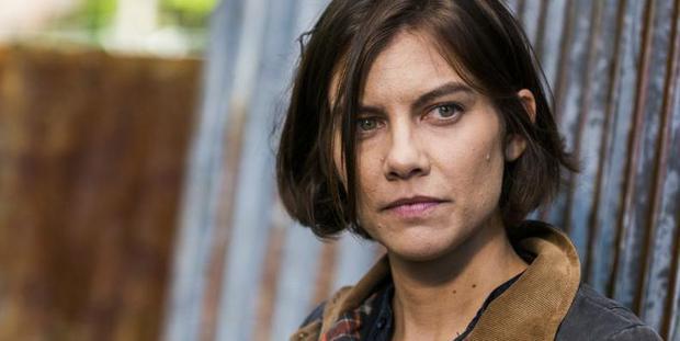 """Lauren Cohan dans le rôle de Maggie dans la série """"The Walking Dead"""" de la première saison (Photo: AMC)"""