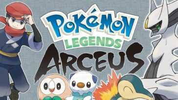 Pokémon Legends: Arceus Quels Pokémon Apparaissent?