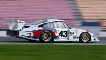Le Top 5 De Porsche Pour Découvrir La 935/78 «moby