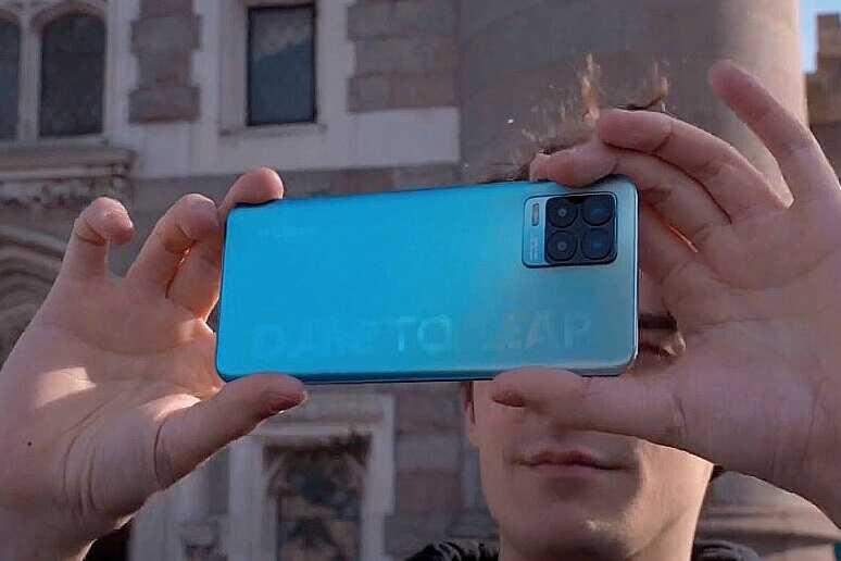 Confirmé: le Realme 8 Pro apportera les 108 mégapixels à la marque sous un module accrocheur et un mode portrait chargé d'effets