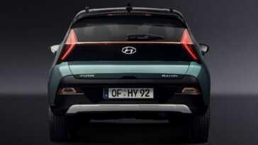 Pour L'été. Bayon Est Le Nouveau Crossover D'entrée De Hyundai