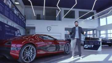 En échange De Bugatti? Porsche Se Prépare à Augmenter Sa