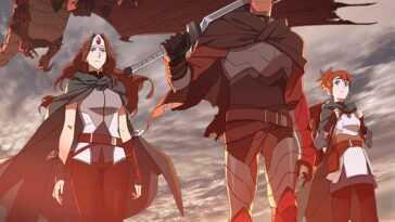 """Nouvelle bande-annonce pour """"DOTA: Dragon's Blood"""" de Netflix"""