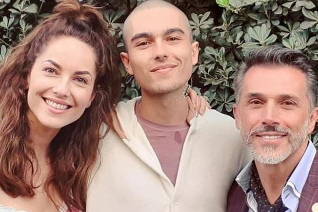 "Sergio Mayer Mori, fils de Bárbara Mori et Sergio Mayer, fera partie du remake de ""Rebelde"" (Photo: Sergio Mayer Mori / Instagram)"
