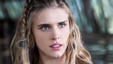 `` Vikings '': pourquoi Gaia Weiss / Porunn a vraiment abandonné les `` Vikings ''