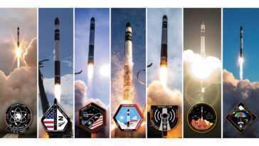 Rocket Lab: Vol Spatial Privé Pour Petits Satellites