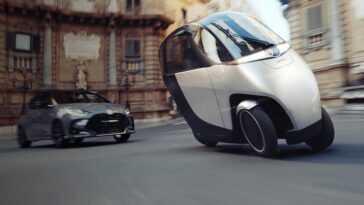 Nimbus EV, le trois-roues électrique avec jusqu'à 191 km d'autonomie pour moins de 6500 $