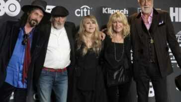Mick Fleetwood s'est réconcilié avec Lindsey Buckingham