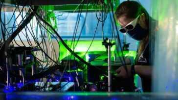 Jalon De La Puissance De Fusion: Les Scientifiques Contiennent Brièvement