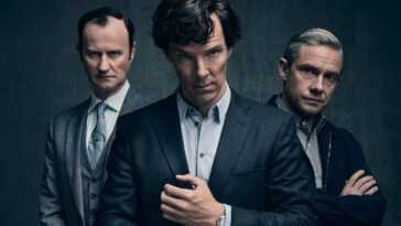 Sherlock ne sera plus disponible sur Netflix: mèmes et réactions chez les fans