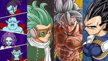 Dragon Ball Super: Granola Deviendra T Il Le Guerrier Le Plus Puissant