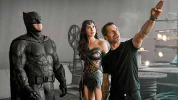 """Zack Snyder taquine la finale """"sur le bord du siège"""" pour 'Justice League'"""