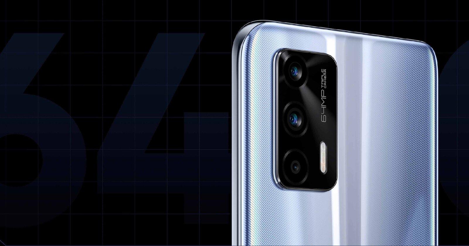 Caméra Realme GT 5G
