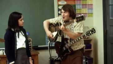 `` School of Rock '' a conduit à des addictions à l'actrice