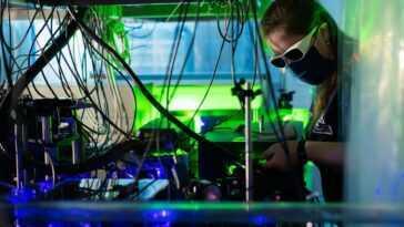 Des Physiciens Piègent Pour La Première Fois Du Plasma Ultra Froid